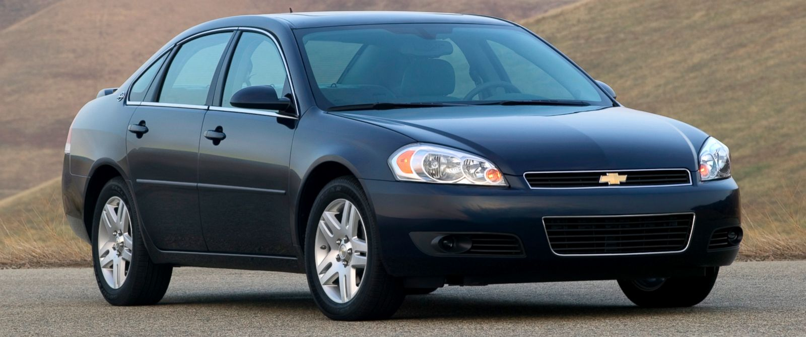 PHOTO: A 2006 Chevrolet Impala LTZ is seen in this image.