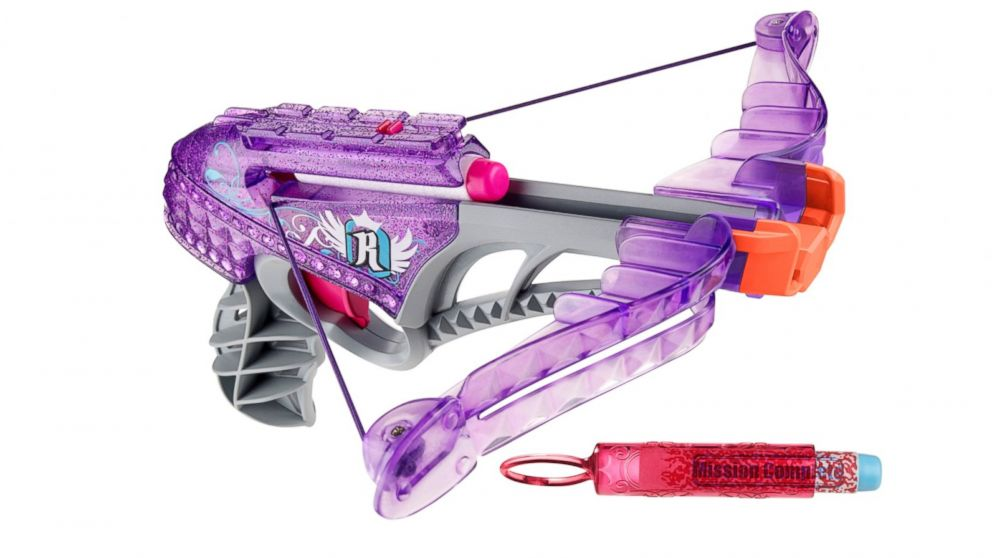Nerf Boys Toys For Girls : How nerf s new toys for girls compare to the boys abc news