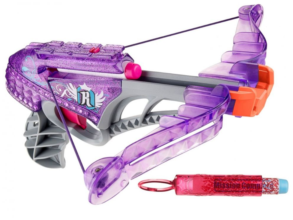PHOTO: The Nerf Rebelle Diamondista Blaster.