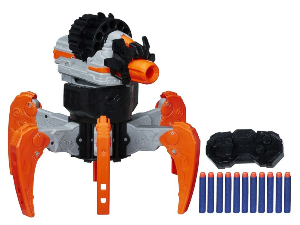 PHOTO: The Nerf Combat Creatures Terradrone.