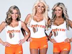 PHOTO: Hooters unveiled a new logo as part of its 30th anniversary celebration.
