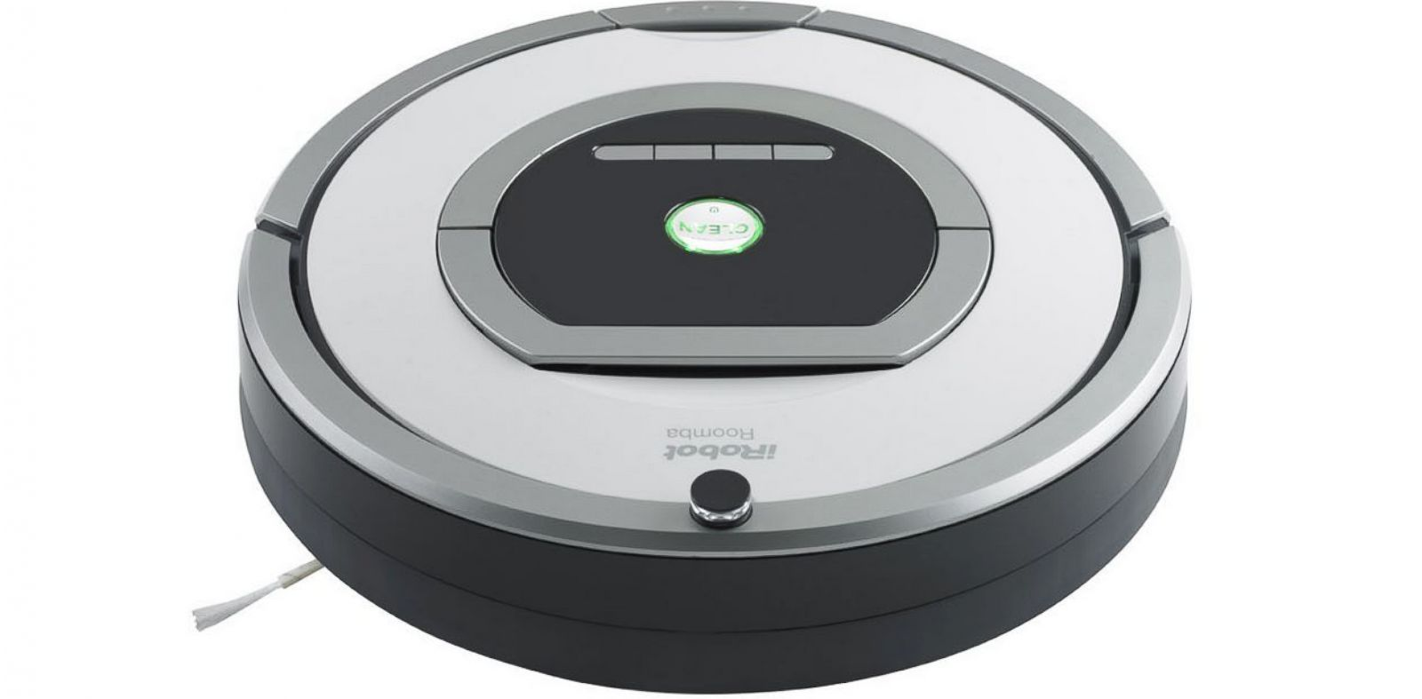 PHOTO: The iRobot Roomba 760.