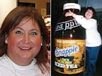 PHOTO: Wendy Kaufman, the Snapple Lady, and spokesperson for Snapple Iced Teas,