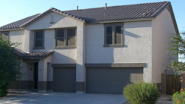 PHOTO: Travis Alexanders home in Mesa, Ariz., is shown in this Sept. 16, 2008, file photo.