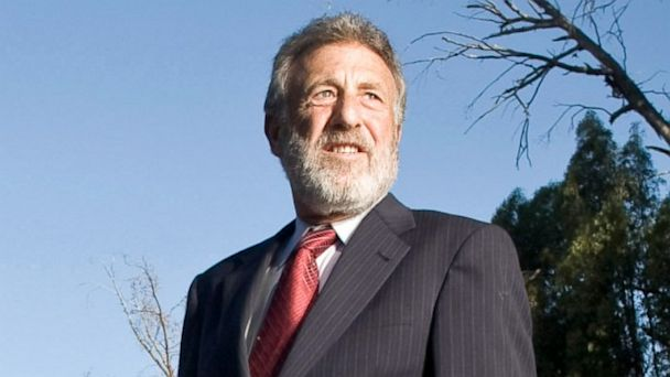 PHOTO: Mens Wearhouse CEO George ZImmer 59, photographed at the Oakland Zoo.