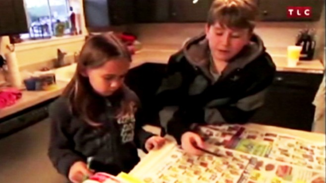 VIDEO: The Ivanoskys money-saving tactics revealed on TLCs Extreme Couponing.