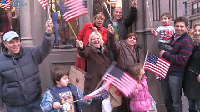 VIDEO: The company gave shoppers 704 to spend on made in America gifts.