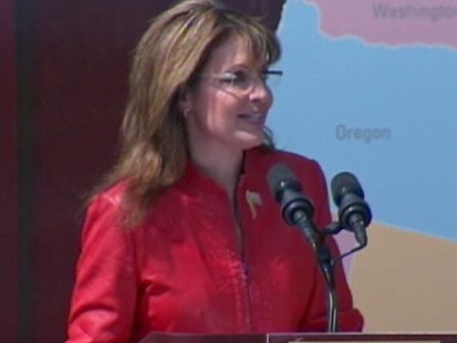 VIDEO: The secret details of Sarah Palin?s speaking contracts.
