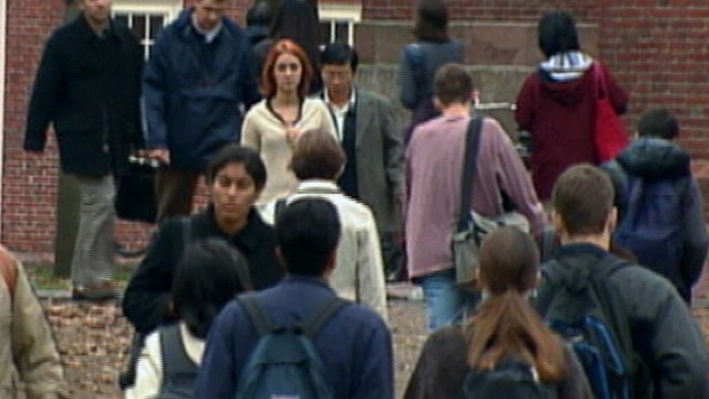 VIDEO: Tuition and fees for in-state schools rose more than eight percent.