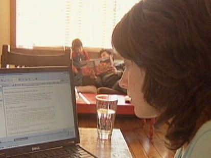 Susan Solovic discusses the top jobs for telecommuting.