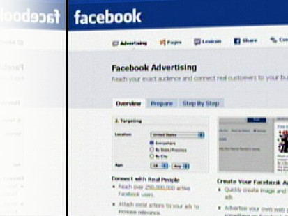 VIDEO: Small Businesses Turn to Facebook