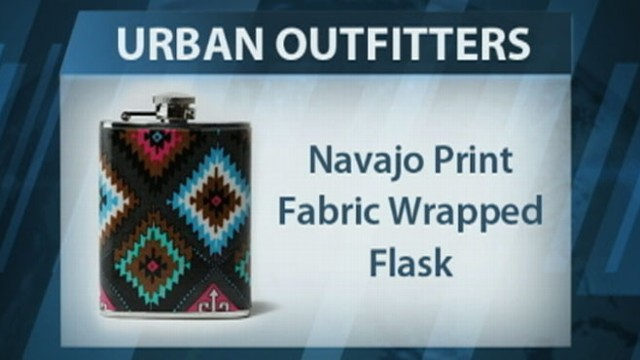 VIDEO: The Navajo Nation saw the popular clothing stores usage as disrespectful.