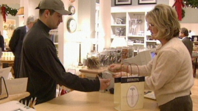 VIDEO: Consumers boost retail sales 0.2 percent at start of the holiday season.