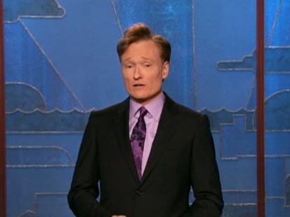 VIDEO: Conan Obriens remarks seem to indicate hes leaving NBC.