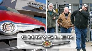 Photo: U.S. Prepares Bankruptcy Filing for Chrysler