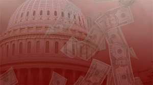 For decades, American political and economic leaders from both parties have sounded the alarm on the tide of red ink rising in reports on the federal governments fiscal health.