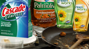 Residents in Spokane, Wash., Are Crossing State Lines for Dishwasher Detergent