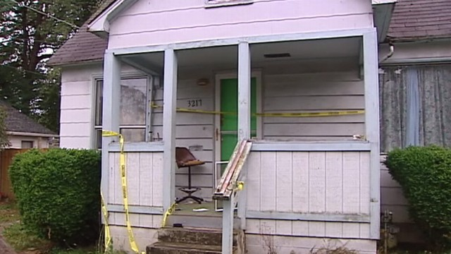 Seattle police say homeowner rigged his house to look like a hazmat situation.