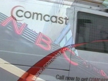 Video: Comcast prepares to purchase NBC.