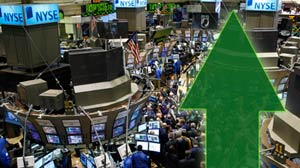 PHOTO The inside of the New York Stock Exchange is shown in this file photo.