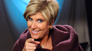 """Photo: Personal finance expert Suze Orman sits down with ABC News Vicki Mabrey on """"Nightline."""""""