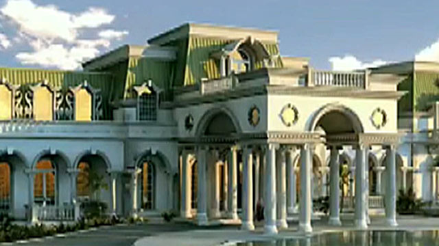 Versailles in florida will it be largest home in america for Palace of versailles florida