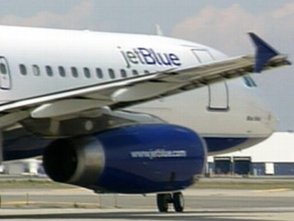 VIDEO: JetBlue says it pulled a pilot froma flight due to an illness.