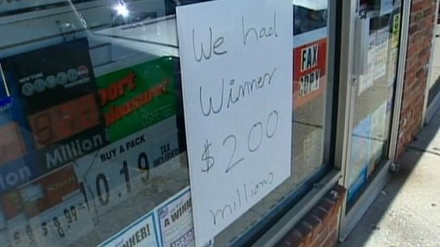 VIDEO: Group of 20 Long Island, N.Y., co-workers split $201.9 million lottery winnings.