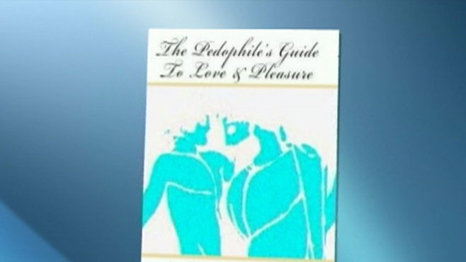 VIDEO: Amazon decides to continue sales of Pedophiles Guide to Love and Pleasure.