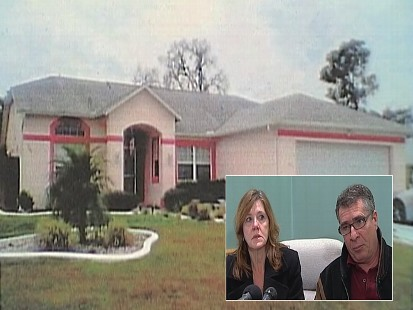 Video: Couple sues Bank of America after their home was wrongly foreclosured.