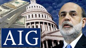AIG Bernanke Capitol