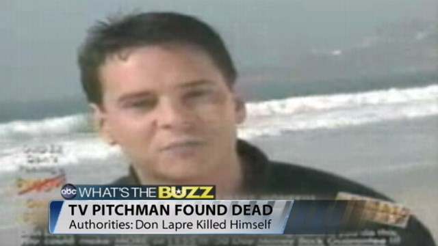 VIDEO: Don Lapre, 47, was found dead in his jail cell while awaiting fraud trial.