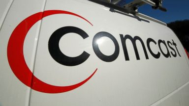 PHOTO: This Feb. 11, 2011 file photo shows the Comcast logo on one of the companys vehicles, in Pittsburgh. Wall Street appears increasingly convinced Comcast?s $45.2 billion purchase of Time Warner Cable is dead.
