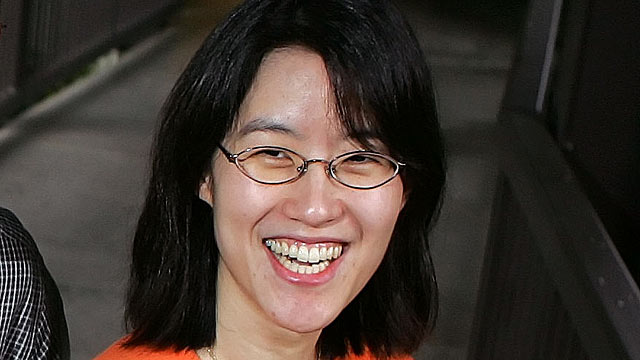 PHOTO: Ellen Pao outside Menlo Park, Calif., in this April 4, 2006 file photo.