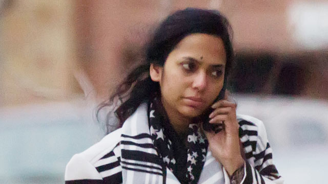 PHOTO: Shabana Ansari, the wife of Urooj Khan, seen here in Chicago on Jan. 10, presented documents showing she is owed the majority of Urooj Khans estate.