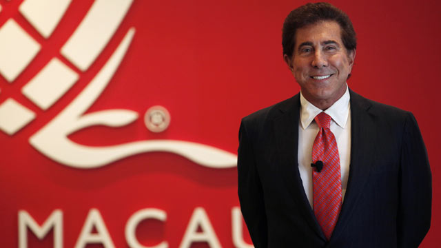PHOTO: Stephen Wynn, chairman of Wynn Resorts attends a news conference for the initial public offering of Wynn resorts (Macau) in Hong Kong, Sept. 23, 2009.