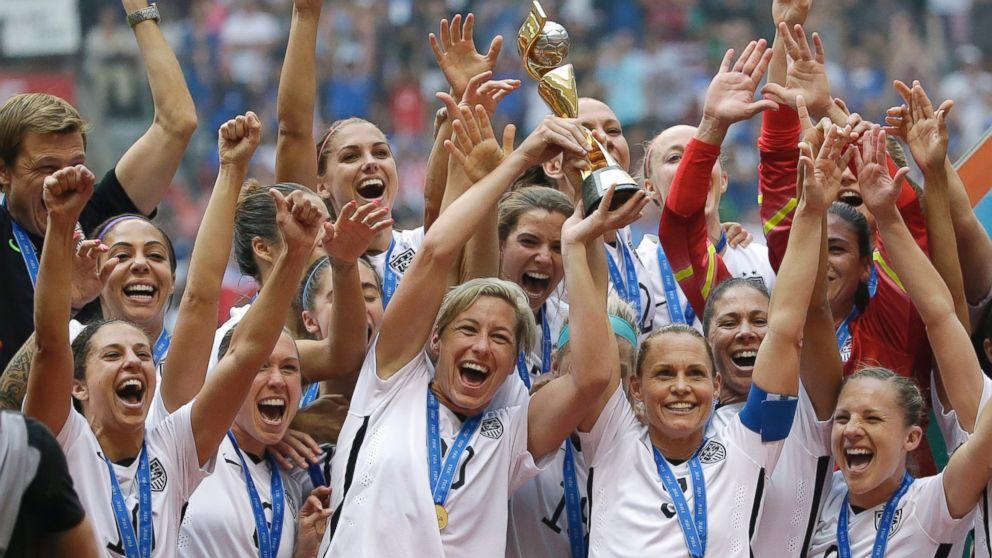 Usa Soccer Team Women US Women s Soccer Team to be
