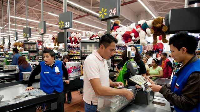 PHOTO: Mexico City Wal-Mart