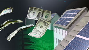 regulators are warning individual investors to be careful of a green energy investment scams that appear to be on the rise as interest in alternative energy grows thanks to high oil prices and concerns about climate change.