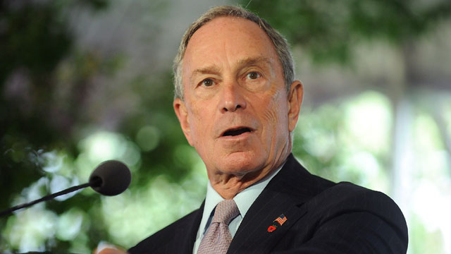 PHOTO: Mayor Michael R. Bloomberg attends Harlem Week 38th Anniversary Gala at Gracie Mansion on July 19, 2012 in New York City.