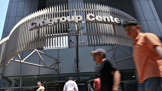 PHOTO: Citigroup Center