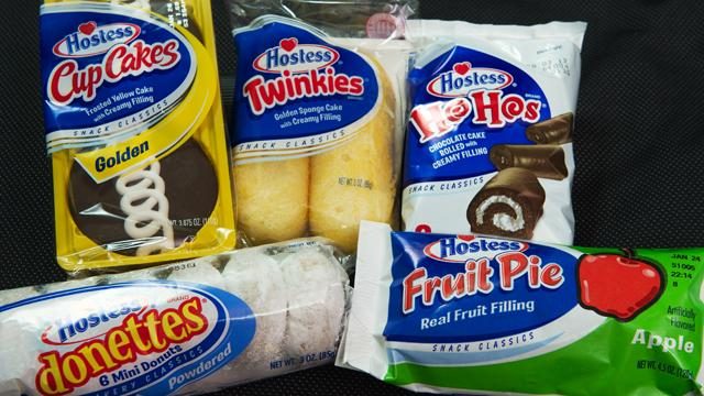 Hostess Products We'll All Miss