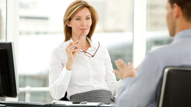 PHOTO: Most employees assume that what they tell HR is confidential.