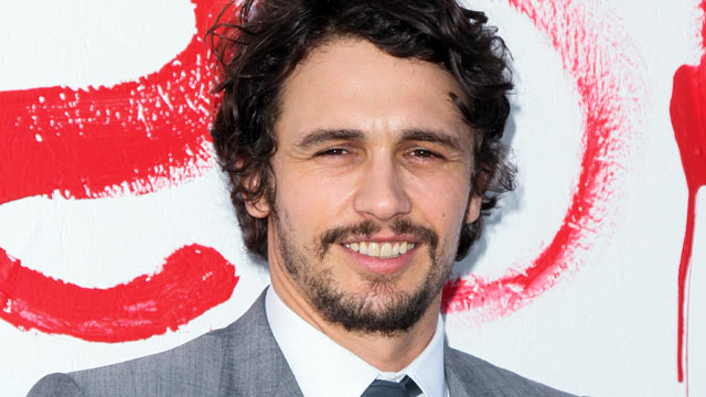 """PHOTO: James Franco attends the MOCA Los Angeles presentation of the """"Rebel"""" exhibition opening and reception on May 12, 2012 in Los Angeles, Cali."""