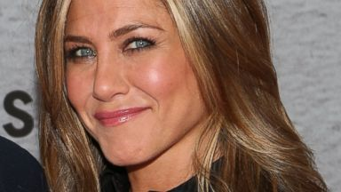 "PHOTO: Actress Jennifer Aniston attends ""The Leftovers"" premiere at NYU Skirball Center on June 23, 2014 in New York City."