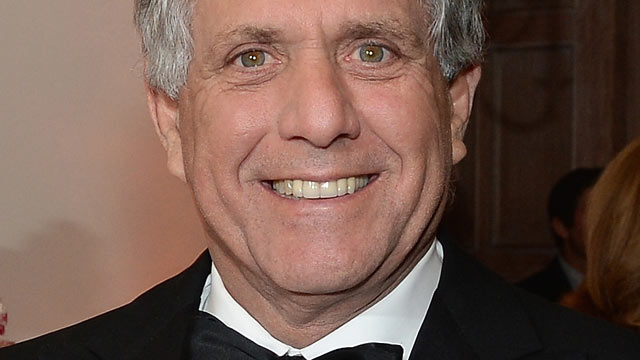 PHOTO: President and Chief Executive Officer of CBS Corporation, Leslie Moonves attends the Bloomberg & Vanity Fair cocktail reception following the 2013 WHCA Dinner at the residence of the French Ambassador on April 27, 2013 in Washington, DC.