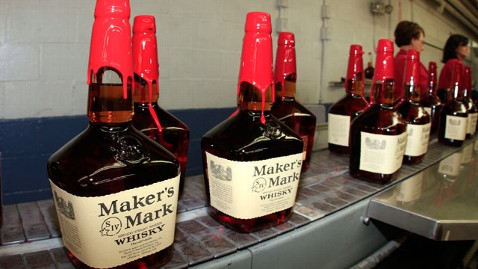 gty makers mark bourbon thg 111107 wblog Makers Mark Rethinks Cutting Alcohol Content