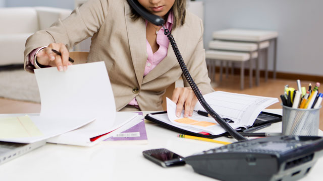 PHOTO: Studies show that dividing your attention between tasks can decrease efficiency and accuracy.