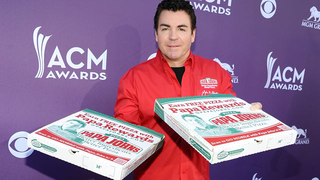 Papa John's CEO Apologizes for Racist Rant by Delivery Man ...