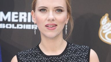 "PHOTO: Actress Scarlett Johansson attends ""Captain America: The Winter Soldier"" premiere at Taikoo Li Sanlitun on March 24, 2014 in Beijing."